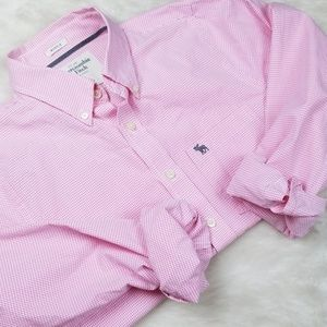 Abercrombie & Fitch muscle fit button down